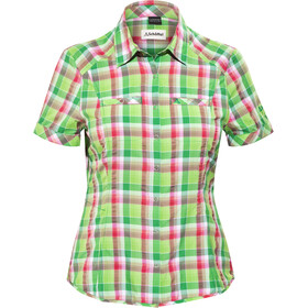 Schöffel Los Angeles UV t-shirt Dames groen